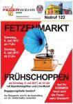 Fetzenmarkt FF Gosdorf Druck
