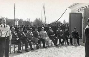 Bezirksfeuerwehrtag 1959